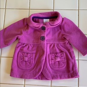 Other - Purple pea coat